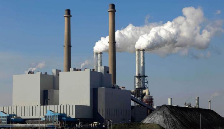 Imagem de local possível para fotossíntese industrial