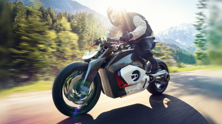 BMW mota elétrica motores desempenho