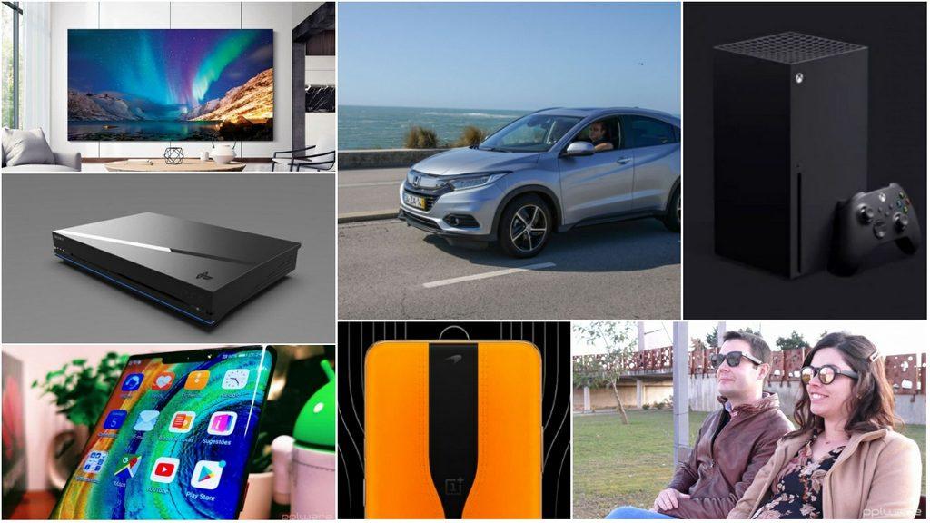 E os destaques tecnológicos da semana que passou foram... - Bose, Honda, CES2020, OnePlus