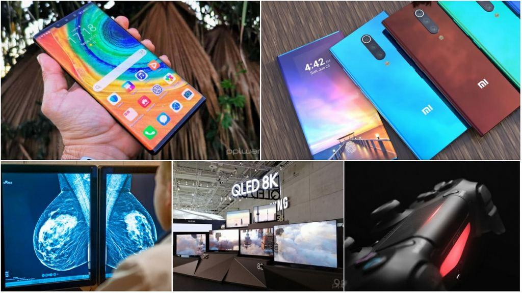 E os destaques tecnológicos da semana que passou foram... - Samsung, Xiaomi, Huawei, smartphones