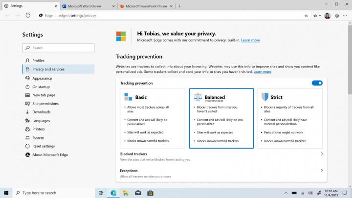 Chegou o novo Microsoft Edge baseado no Chromium