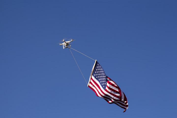 EUA devem suspender 1.000 drones civis por usarem tecnologia chinesa