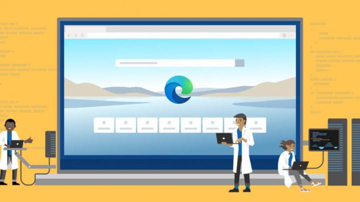 Edge privacidade browser Microsoft utilizadores
