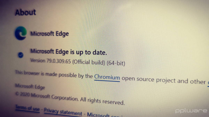 Edge Chromium Chrome Microsoft browser