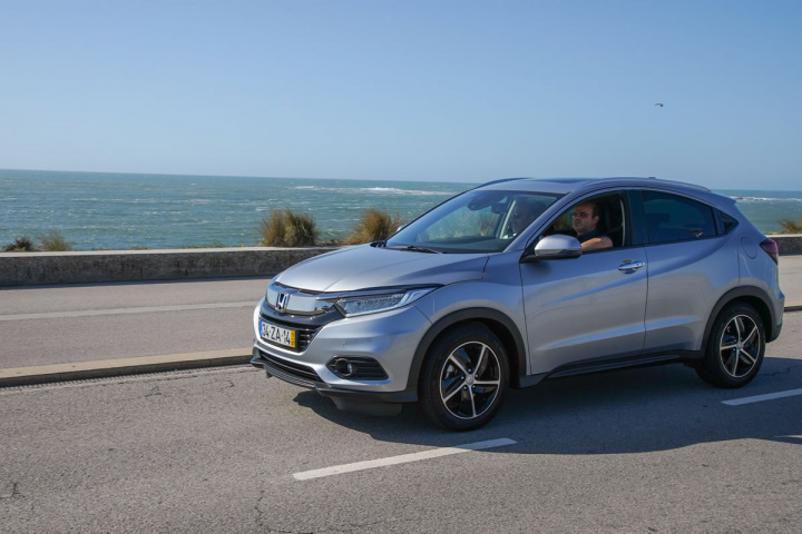Imagem SUV a gasolina Honda HR-V 1.5 i-VTEC