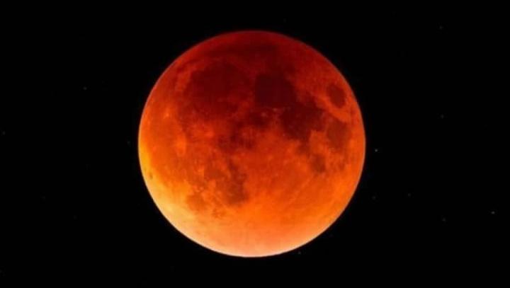 Imagem Super Lua que marcará o ano 2020 em eventos astronómicos