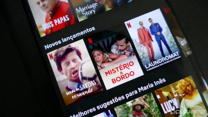 Novos filmes Netflix para assistir durante a semana