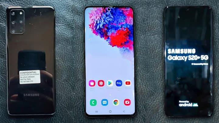 Fuga de informação revela praticamente todas as especificações do smartphone Samsung Galaxy S20