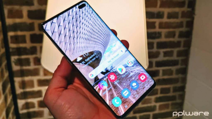 Galaxy S20 Samsung benchmark testes