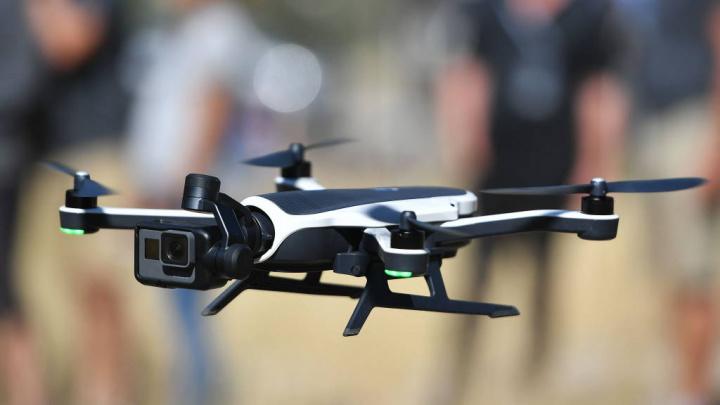 Drones GoPro Karma GPS problemas
