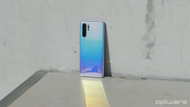 Protótipo do Huawei P40 Pro já foi apanhado em fotografias