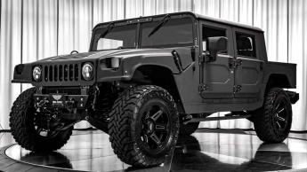 GMC confirma que está a desenvolver um Hummer elétrico com 1.000 cv