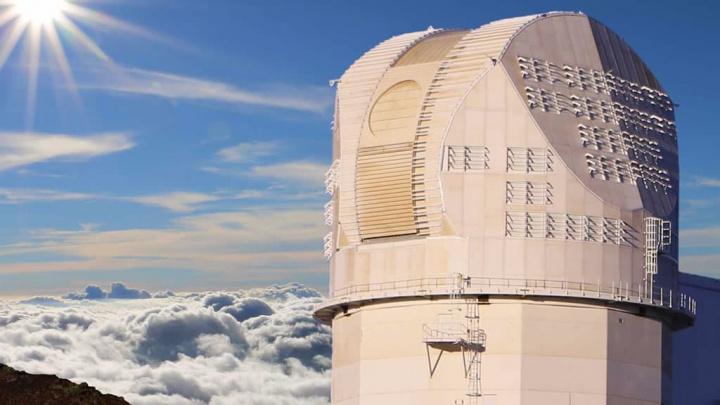 Imagem do Telescópio solar DKIST - The Daniel K Inouye que captou imagens fantásticas do sol