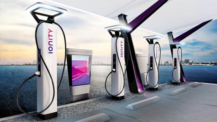 Carregamentos na rede IONITY vão ser muito mais caros (cerca de 10x)