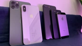 Imagem iPhones que irão receber o iOS 14
