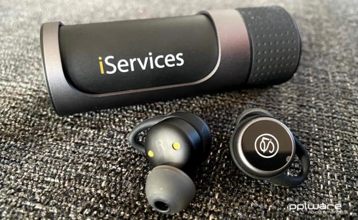 iServices Pods: Máxima qualidade de som e uma caixa espetacular