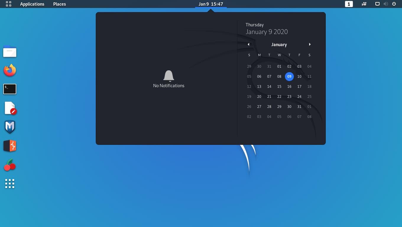 Kali Linux 2020 1 O Sistema Operativo Dos Maus
