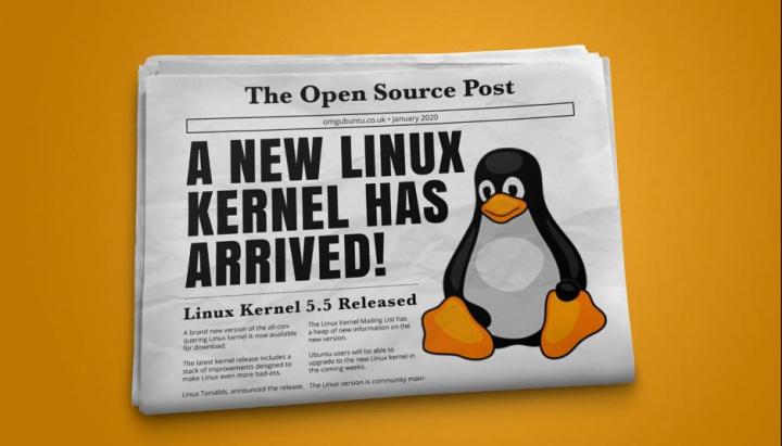 Chegou o Linux Kernel 5.5! Conheçam as 5 melhores novidades