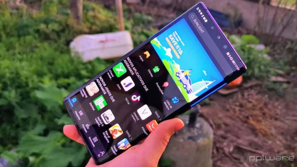 Huawei Google AppGallery apps serviços