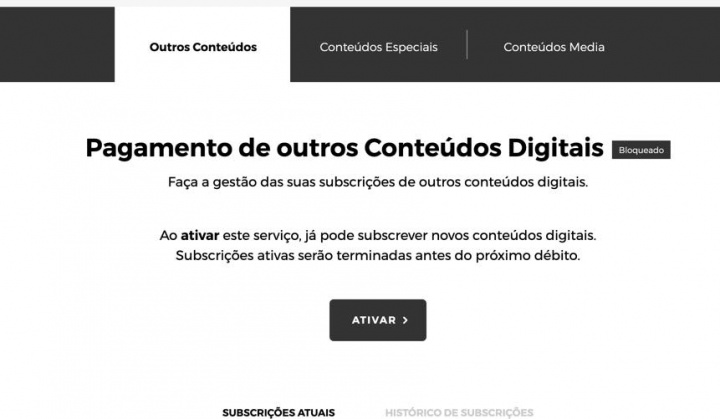 MEO: Find out if you're paying for digital content subscriptions