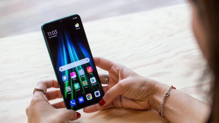 Xiaomi MIUI Telefone Mensagens Google