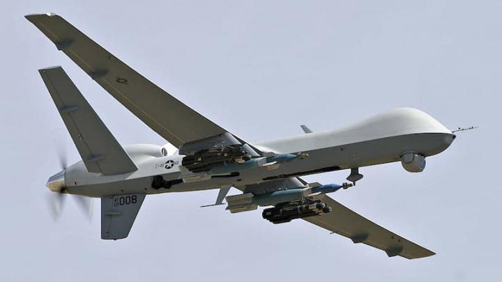 General Atomics MQ-9 Reaper General do Irão foi morto por mísseis de um drone dos EUA que custa $16 milhões