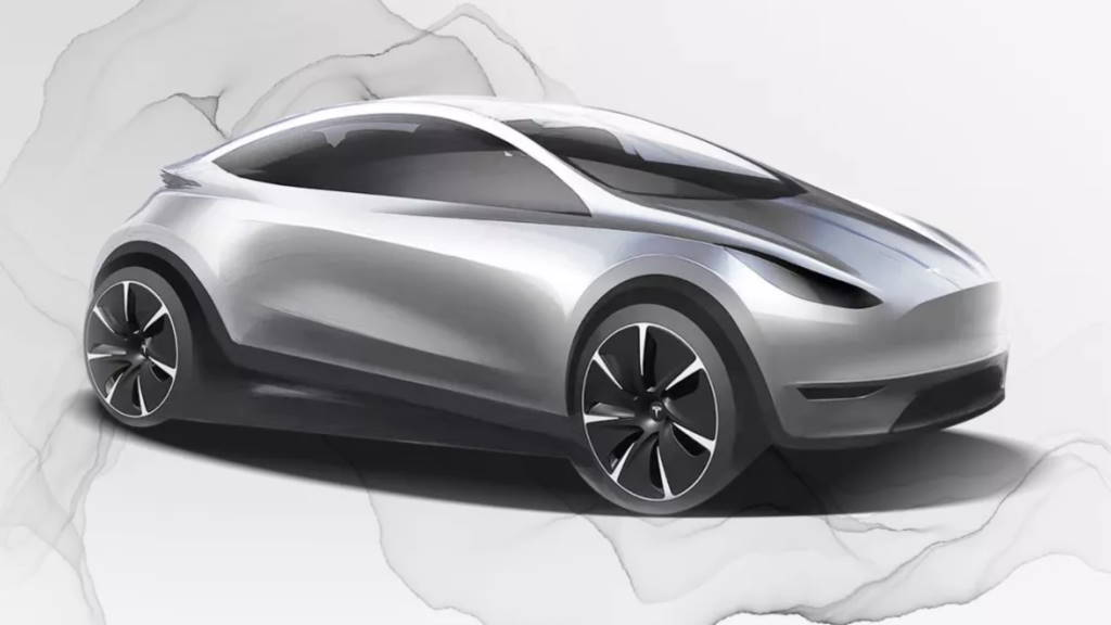Is a new Tesla really affordable already starting to take shape?