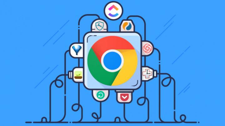 Chrome Chromium extensões browser Google