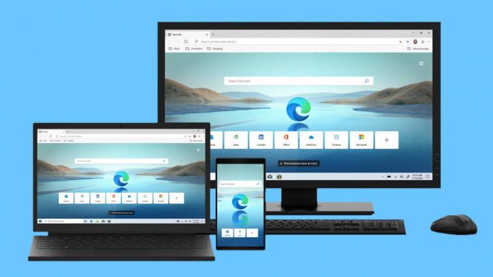 Edge Microsoft Windows 10 browser instalação