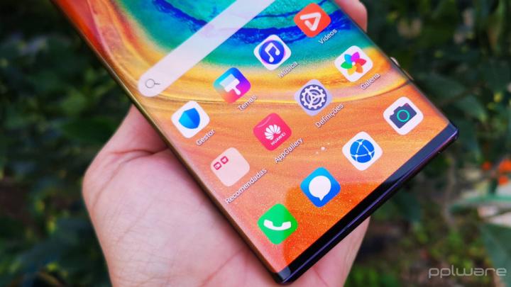 Huawei EMUI 11 smartphones atualização equipamentos