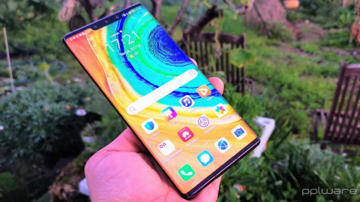 Mate 30 Pro Huawei smartphone fotografia bateria