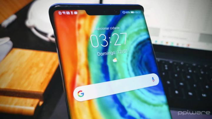 pesquisa Android segura Google smartphone