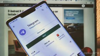 Telegram nome utilizador definir alterar