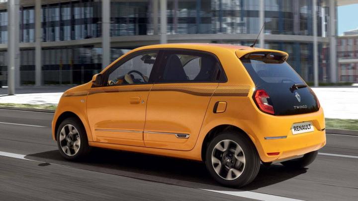 Twingo Renault carro elétrico baterias