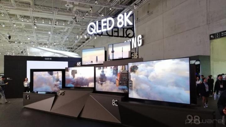 Samsung prepara TV 8K quase sem moldura para a CES 2020 e já há imagens!