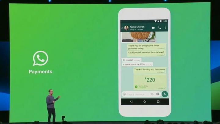 WhatsApp Pay Facebook pagamentos países