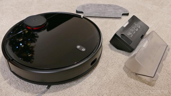 Análise: Xiaomi Mi Robot Vacuum-Mop P, um novo robô aspirador