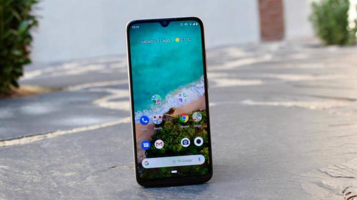 Xiaomi Mi A3 Android 10 smartphones atualização