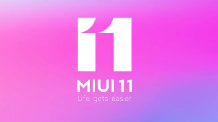 MIUI 11 Xiaomi novidades smartphones chinesa