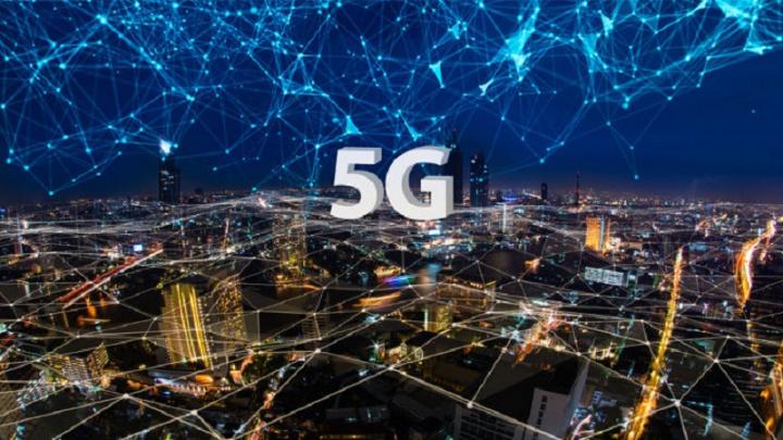 Ilustração para a rede 5G