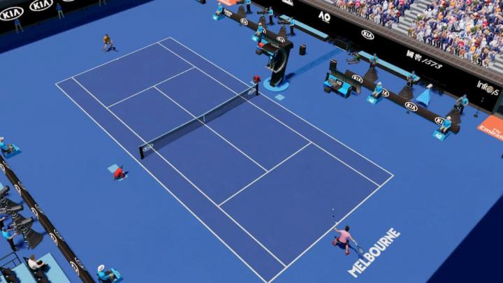 AO Tennis 2 (Nintendo Switch) Review