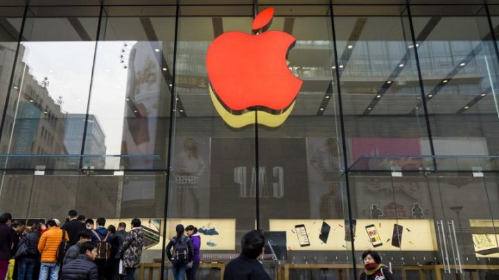 Apple e China