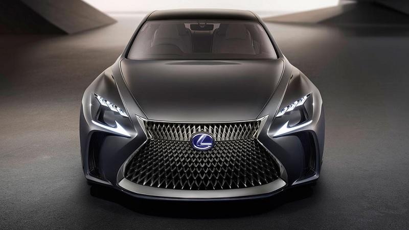 Lexus to launch autopilot car that dispenses hands behind the wheel