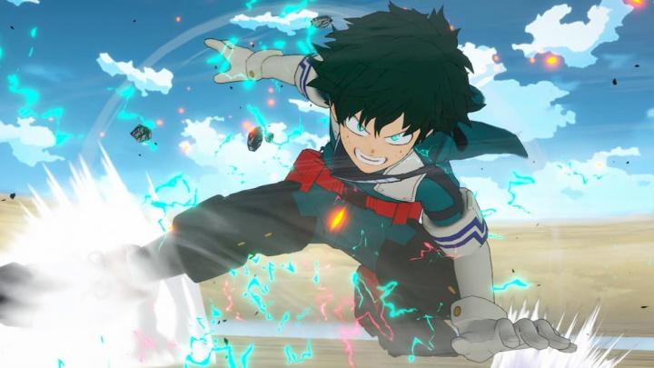 Bandai Namco apresenta os vilões de My Hero One's Justice 2