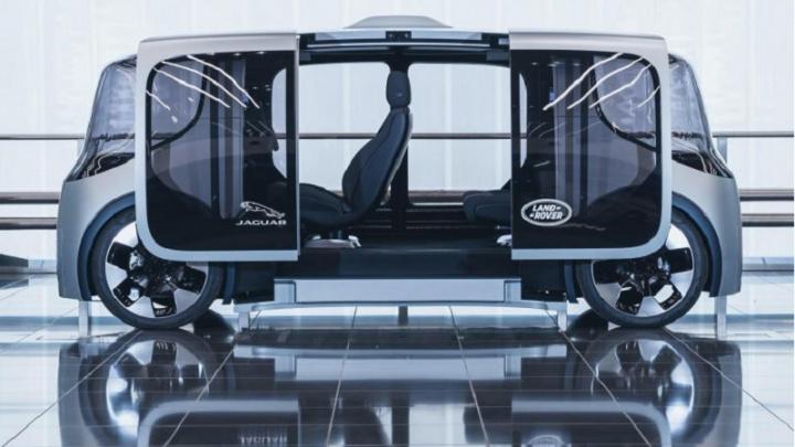 Project Vector: O carro elétrico da Jaguar