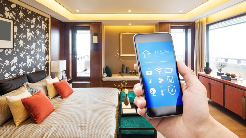 Apple registers patent for intelligent home automation system