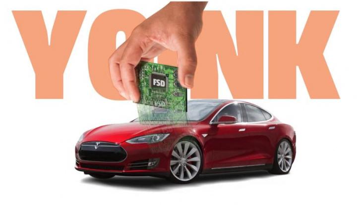 Tesla desativou remotamente Autopilot de um Model S