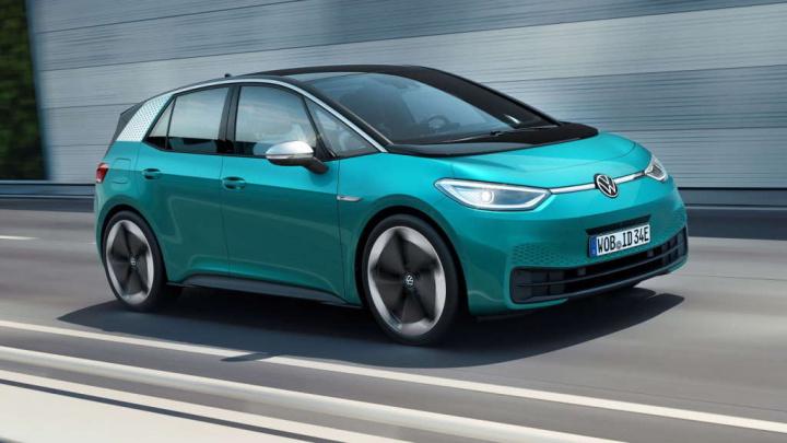 Volkswagen ID3 elétrico autonomia carro