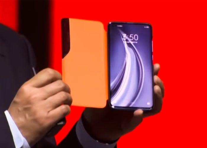 Flip Case para Xiaomi Mi 10 e Mi 10 Pro