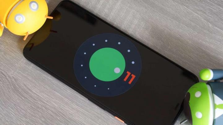 Android 11 Gogole menu energia IoT